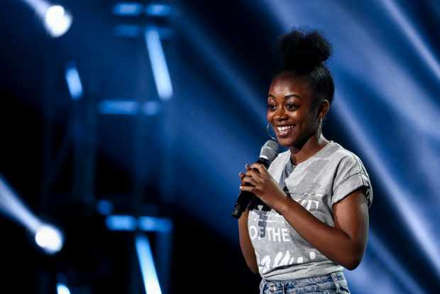 Rai-Elle Williams X Factor 2017