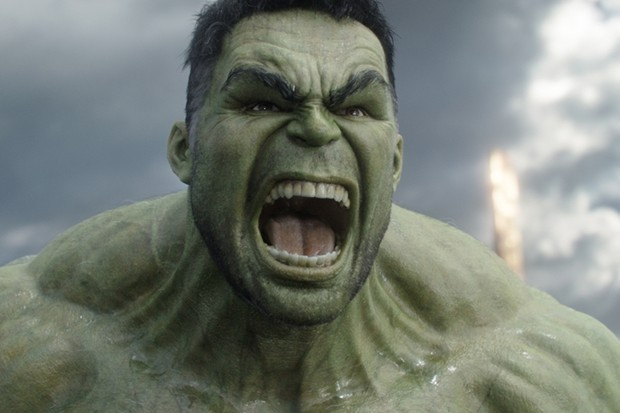 Mark Ruffalo's Hulk in Thor: Ragnarok (Marvel, HF)