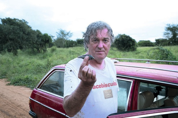 The Grand Tour Mozambique - James May