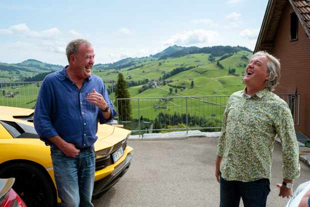 The Grand Tour Switzerland
