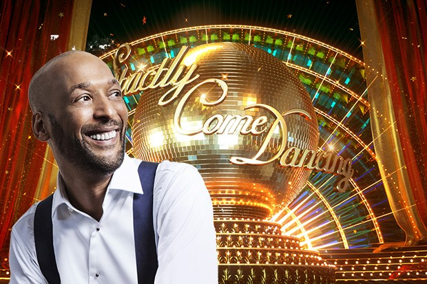 Strictly Come Dancing's Tommy Blaize