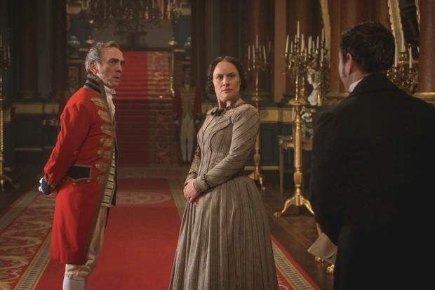 Baroness Lehzen in ITV's Victoria