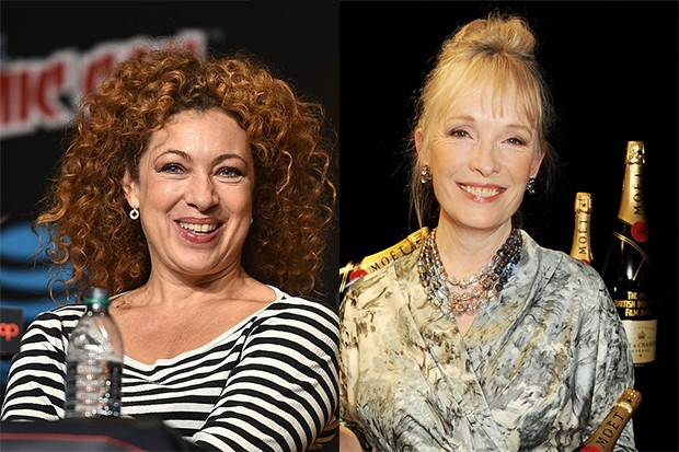 Alex Kingston and Lindsay Duncan cast in A Discovery of Witches (Getty, HF)