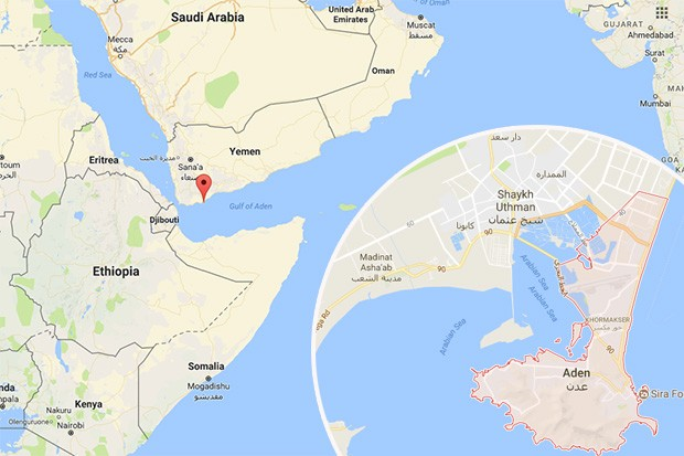 Where Is Aden The Last Post Setting Is Situated In Modern Day Yemen