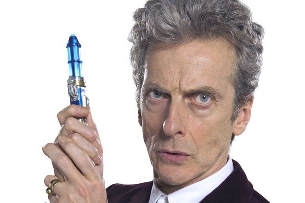 Peter Capaldi Sonic Screwdriver