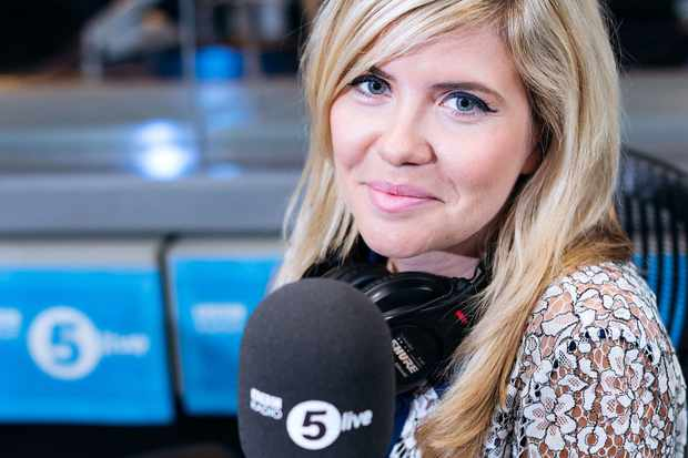 Emma Barnett is moving to BBC Radio 4's Woman's Hour