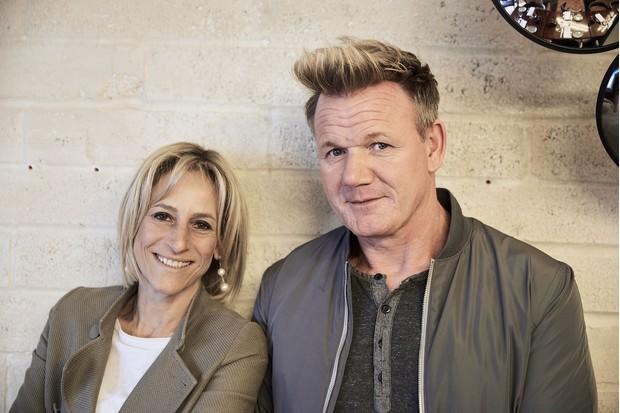 Gordon ramsay on cocain interview the tv chef on his war on drugs gordon ramsay emily maitlis radio times shoot m4hsunfo