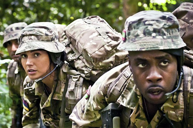 Our Girl cast, BBC Pictures, SL
