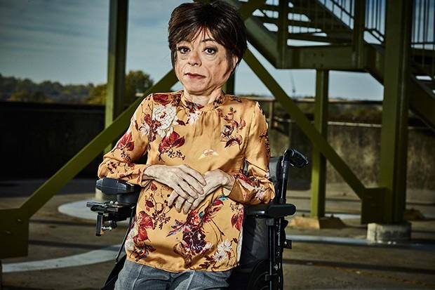 Liz Carr, BBC Pictures, SL