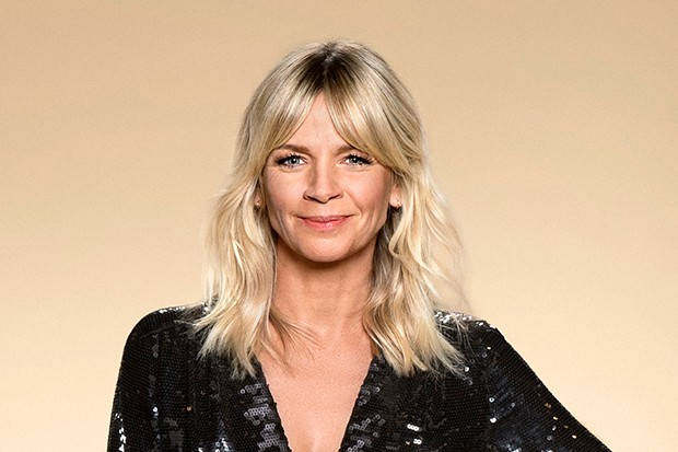 Strictly Come Dancing It Takes Two host Zoë Ball