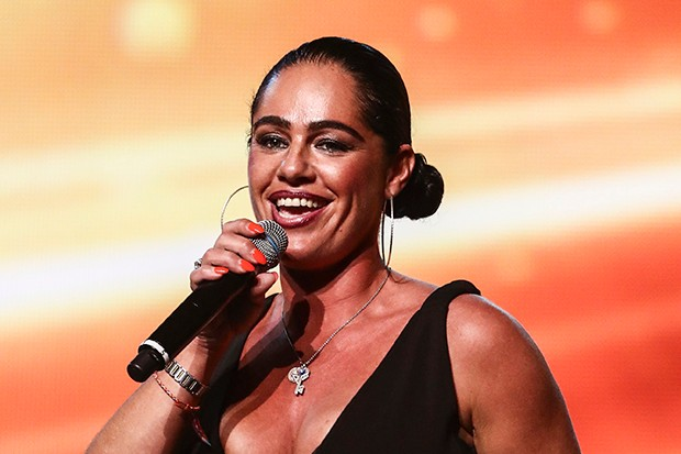 The X Factor contestant TracyLeanne Jefford