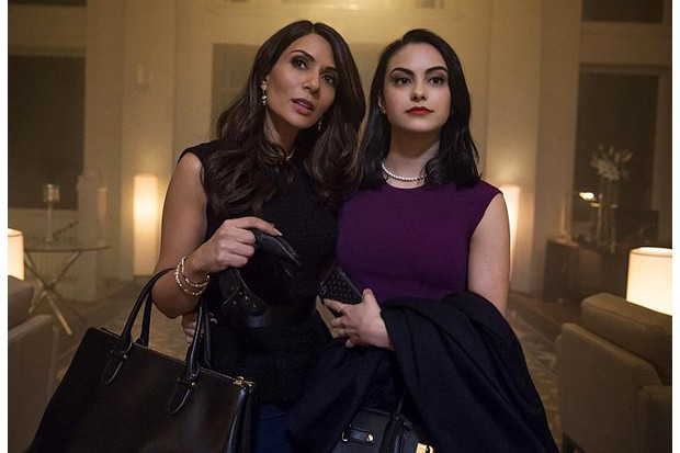 Veronica and Hermione Riverdale