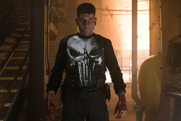 Marvel's The Punisher (Netflix, HF)