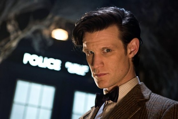 Matt Smith in Doctor Who as The Doctor