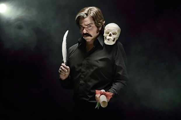 Matt Berry in Toast of London (C4, HF)