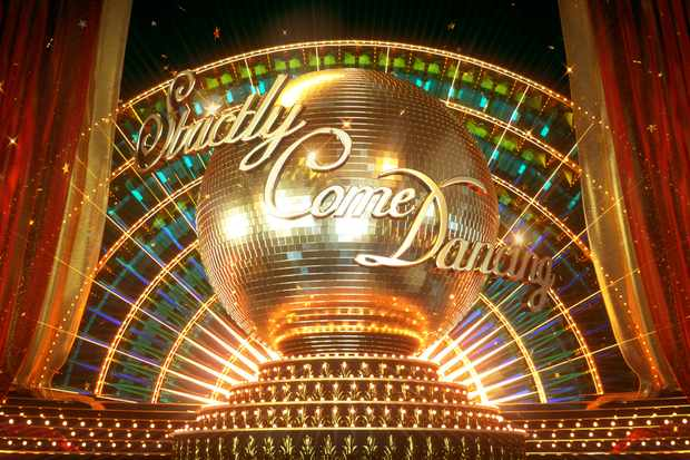 Programme Name: Strictly Come Dancing 2017 - TX: n/a - Episode: n/a (No. n/a) - Picture Shows:  Strictly Come Dancing Logo - (C) BBC - Photographer: BBC