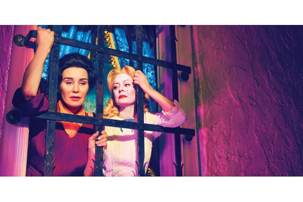 Feud: Bette and Joan (BBC, EH)