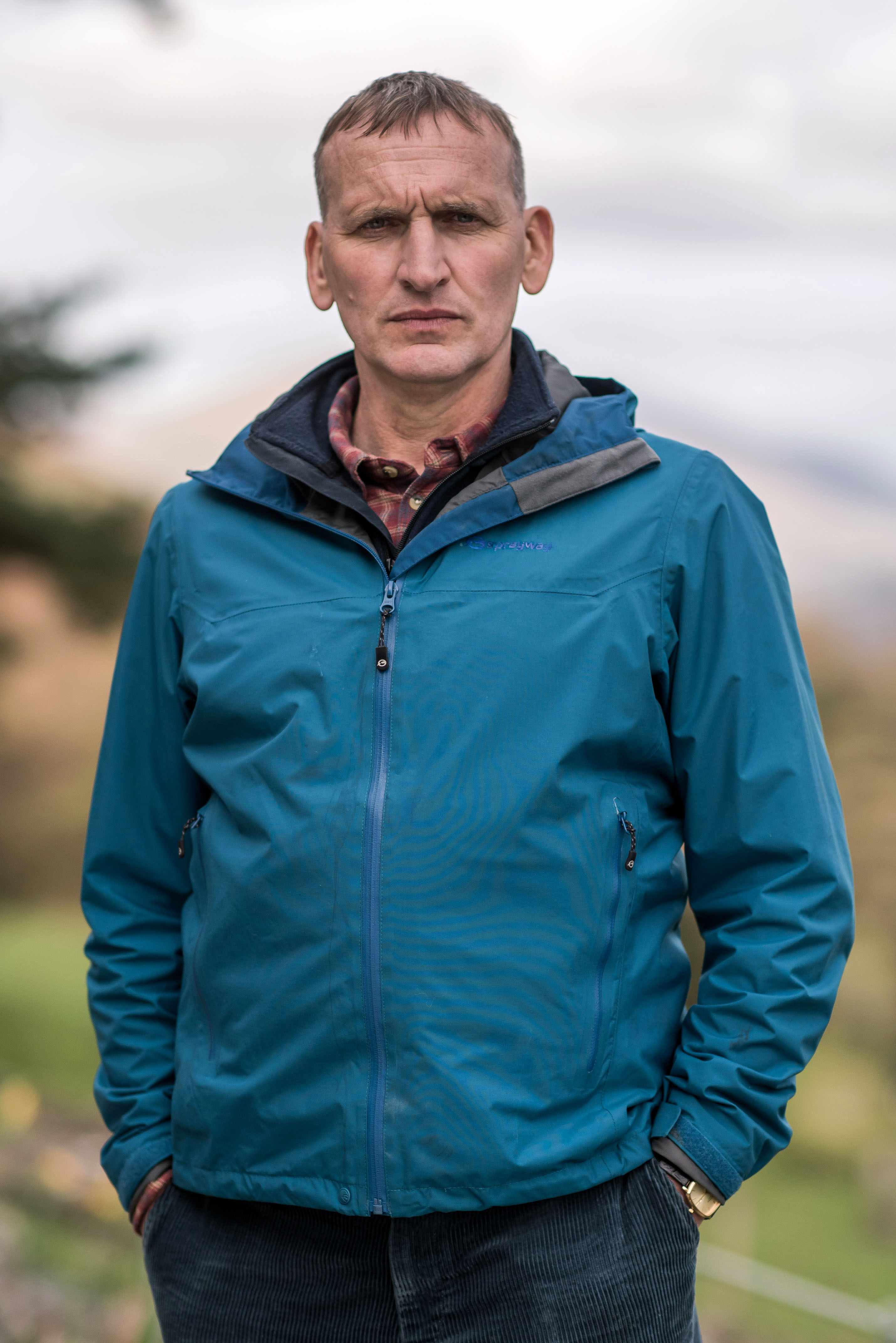 Christopher Eccleston The A Word (BBC, EH)