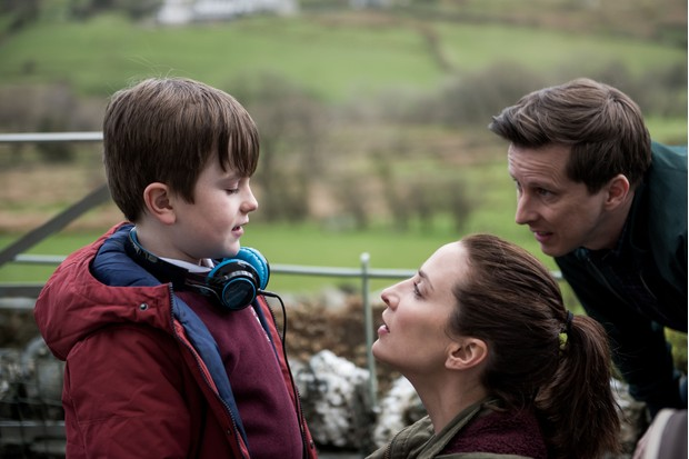 Joe, Alison and Paul in The A Word