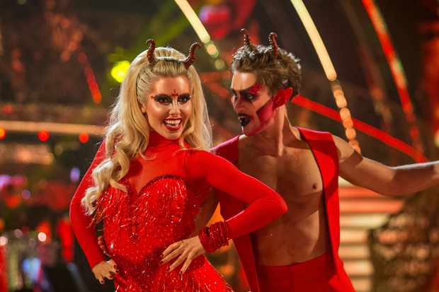 Strictly Come Dancing 2017's Mollie King