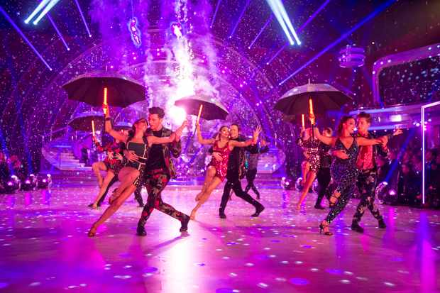 Strictly Come Dancing (BBC, EH)