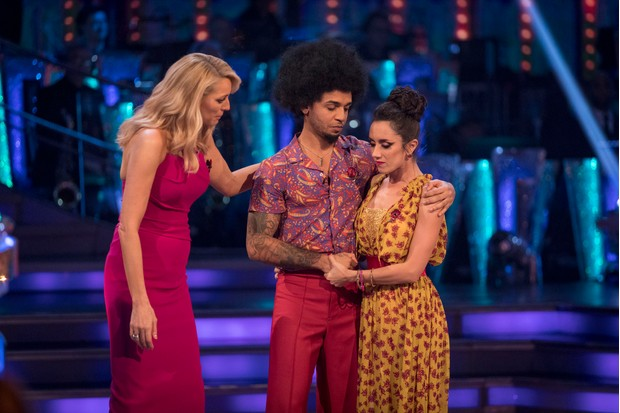 Aston Merrygold and Janette Manrara leave Strictly