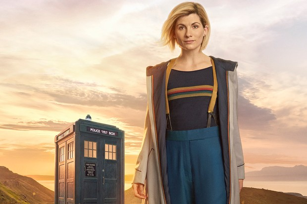 Programme Name: Doctor Who Series 11 - TX: n/a - Episode: n/a (No. n/a) - Picture Shows: The Doctor (JODIE WHITTAKER) - (C) BBC - Photographer: Steve Schofield