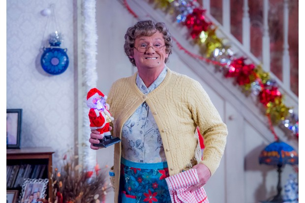 Mrs Brown's Boys Christmas and New Year 2017
