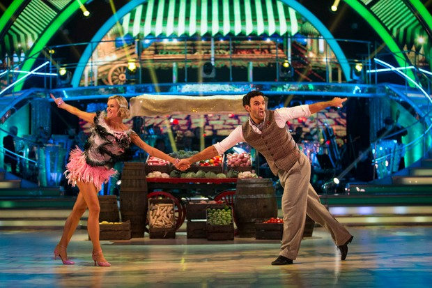 Davood Strictly (BBC, EH)
