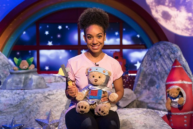 Pearl Mackie reads CBeebies bedtime story on Christmas Eve and New