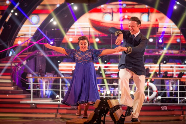 Strictly (BBC, EH)