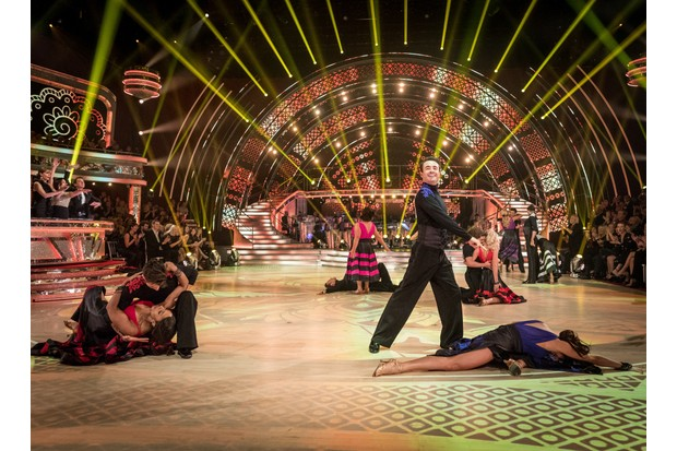 Paso Doble-thon on Strictly Come Dancing 2017