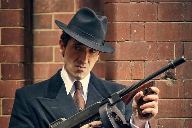 Adrien Brody as Luca Changretta in Peaky Blinders