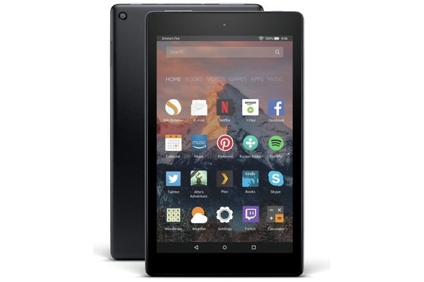 Amazon Fire 8 HD Alexa 8 Inch
