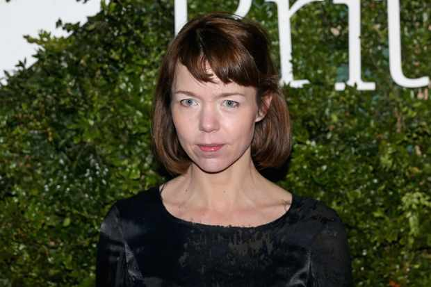 LONDON, ENGLAND - FEBRUARY 07:  Anna Maxwell Martin attends the London Evening Standard British Film Awards at Television Centre on February 7, 2016 in London, England.  (Photo by Chris Jackson/Getty Images)
