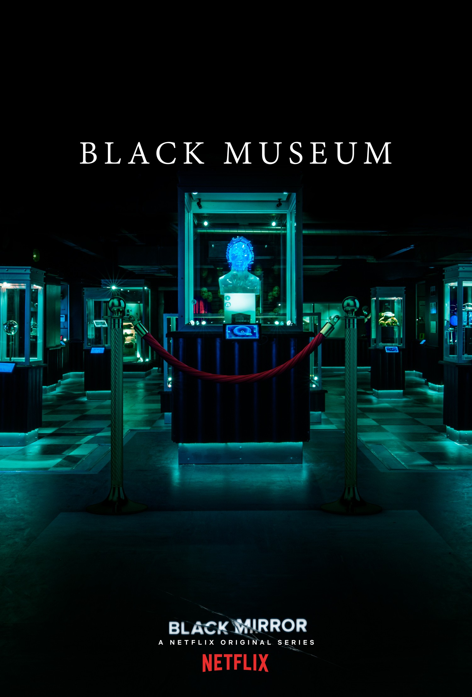 Black Mirror Black Museum (Netflix email, EH)