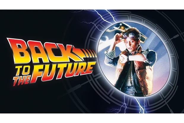 Back to the Future (Netflix, BA)