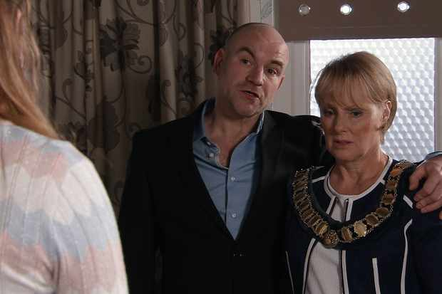 CORRIE 9306 WEDS 22ND NOV 2030 PREVIEW CLIP