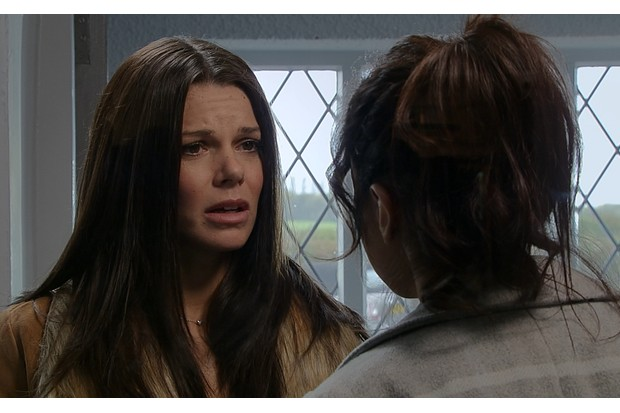 Coronation Street heartbreak: see Rana pour her heart out to