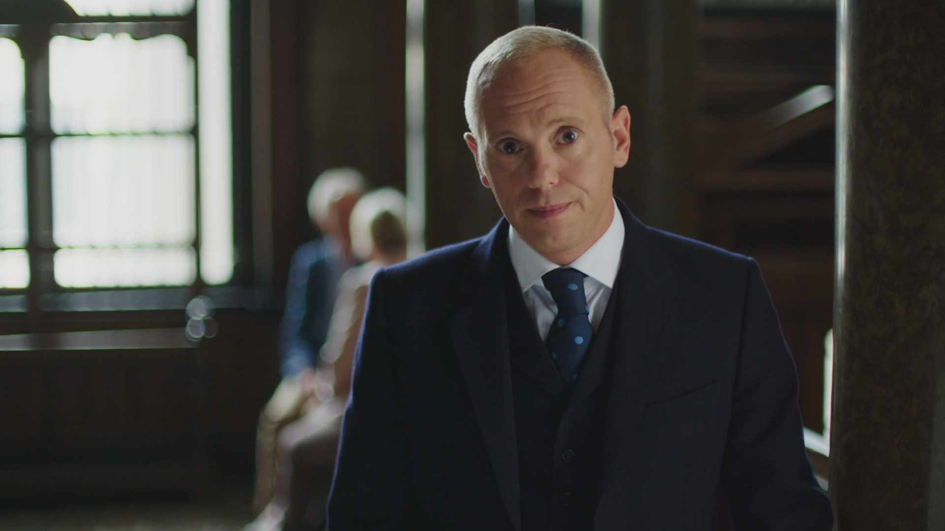 Judge Rinder in Crown Court