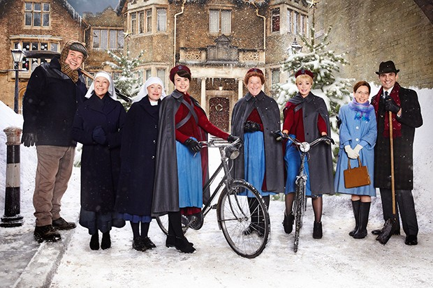 Call the Midwife xmas special 2017