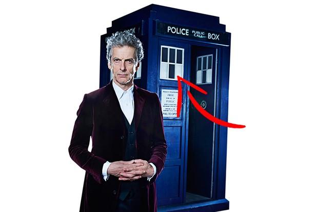 Doctor Who Jodie Whittaker S New Tardis Looks Very