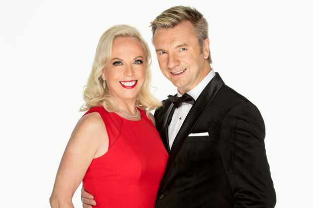 Jayne Torvill and Christopher Dean for Dancing on Ice 2018