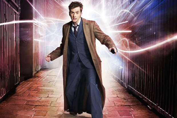 David Tennant in Doctor Who (BBC)