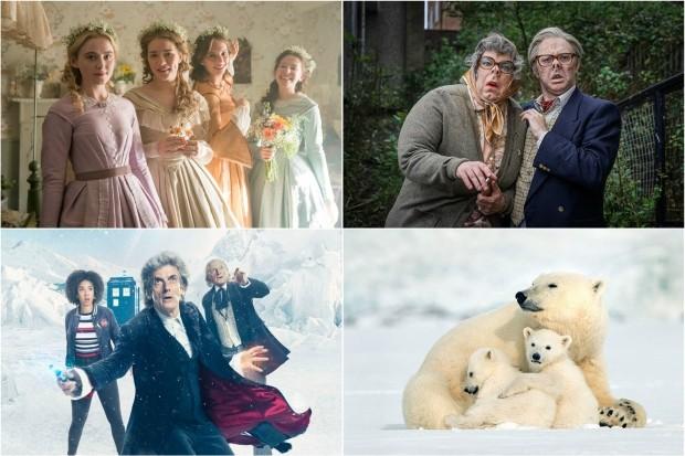 Doctor Who, Little Women, League of Gentlemen and Snow Bears
