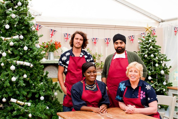 Christmas Special.Bake Off 2017 Christmas Special Bakers Revealed Former