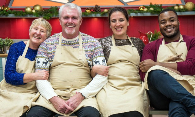When is Bake Off's Christmas special on C4 and which ...