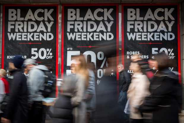 Black Friday  (Getty, EH)