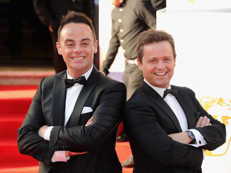 Ant and Dec secretly audition for Britain's Got Talent