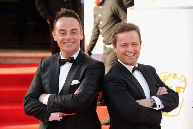 Ant and Dec (Getty, EH)